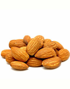 Almonds have many health benefits for heart