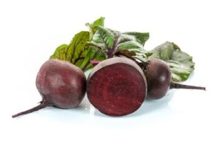 Beetroots are a great source of fiber