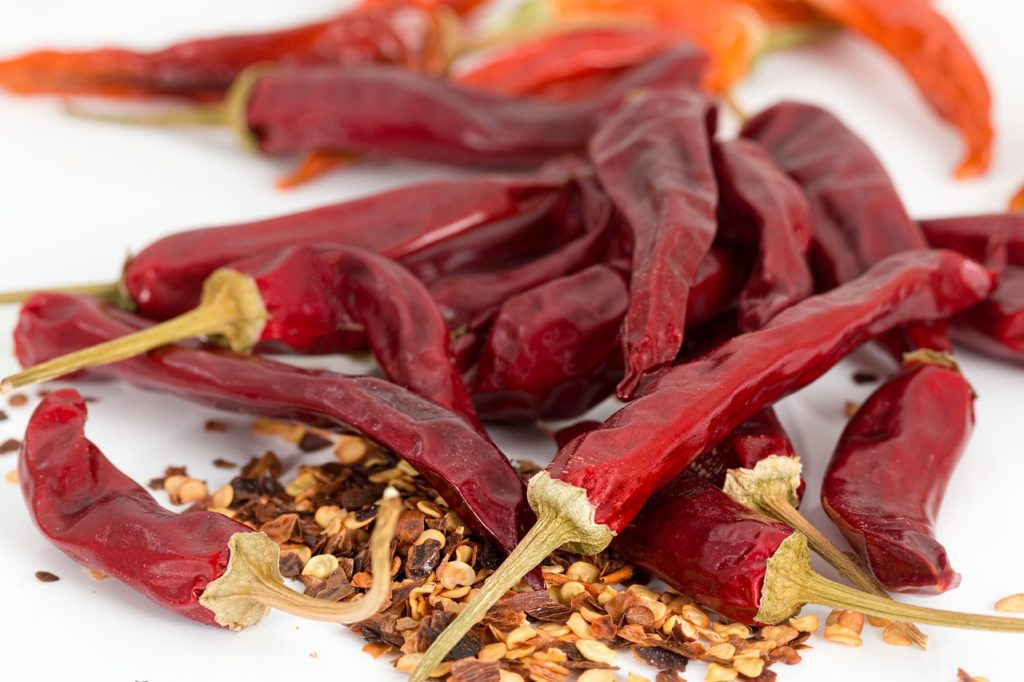 Cayenne peppers can boost antioxidant activity & provide a variety of health benefits. It may help immunity