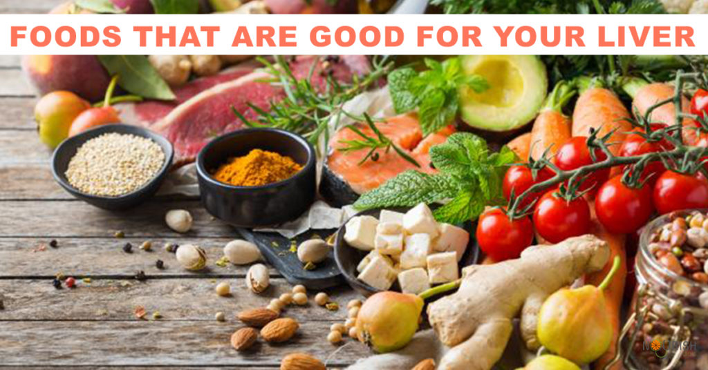 Certain foods & drinks can keep your liver healthy & help your liver repair to carry out the detoxification & other vital functions for your body.