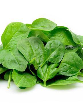 Health benefits of Spinach in nutrition as natural medicine supported by science & research