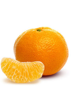Tangerines contain abundant quantities of the antioxidant compound