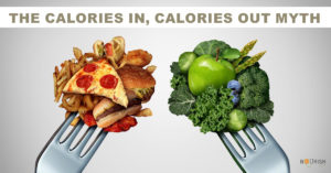 It may not be so simple as counting calories for weight loss. A mix of hormones
