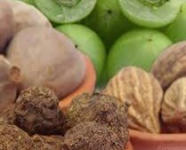 Triphala is a time tested Ayurvedic herbal powder to heal digestive issues