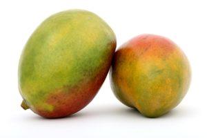 sugar in mango
